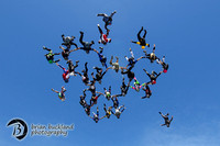 World Record Try-Outs at Skydive Chicago