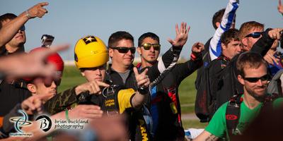 Brian Buckland Photography: Vertical World Record at Skydive Chicago &emdash; VRW2015-2356
