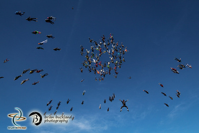 Brian Buckland Photography: Vertical World Record at Skydive Chicago &emdash; VRW2015-2188